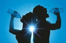 Boire de l'eau pour maigrir