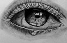 Les yeux: conjonctivite, principal symptôme du Coronavirus (Covid-19)